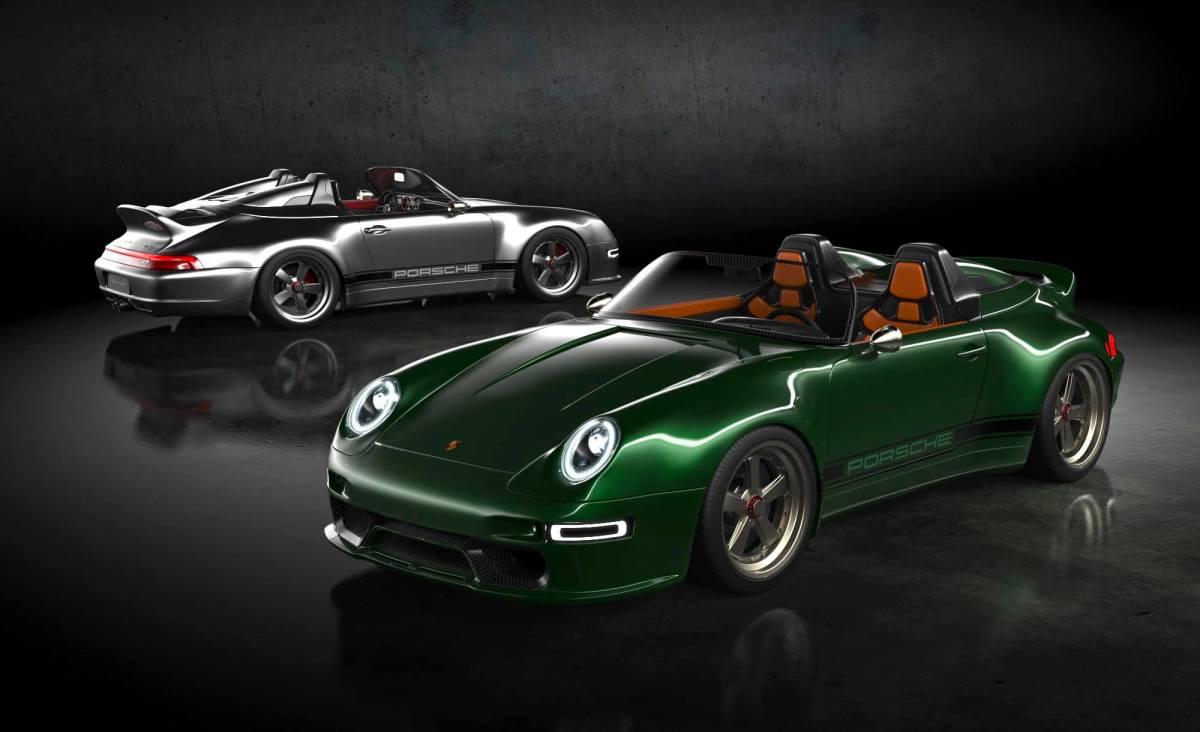 Gunther Werks previews its upcoming 993 Speedster Remastered