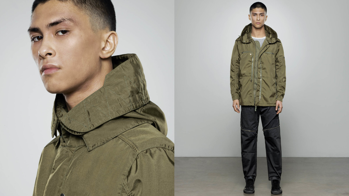 Stone Island Shadow Project SS21