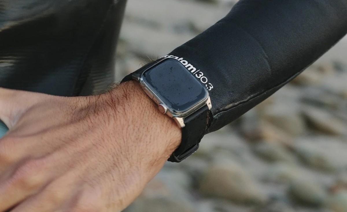 Nomad Apple Watch Straps