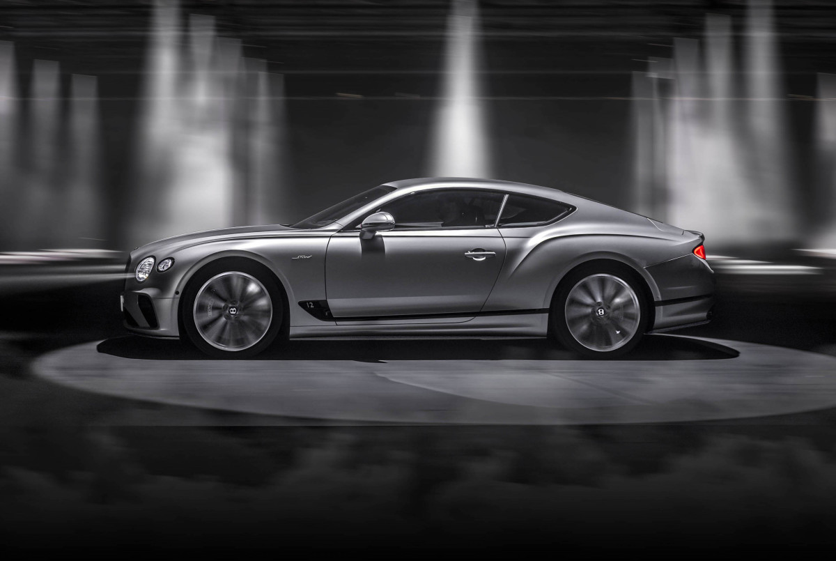 Bentey Continental GT Speed