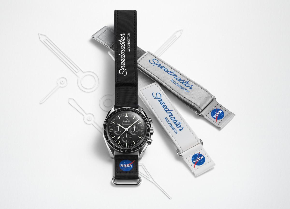 Omega Nasa Speedmaster Moonwatch Straps