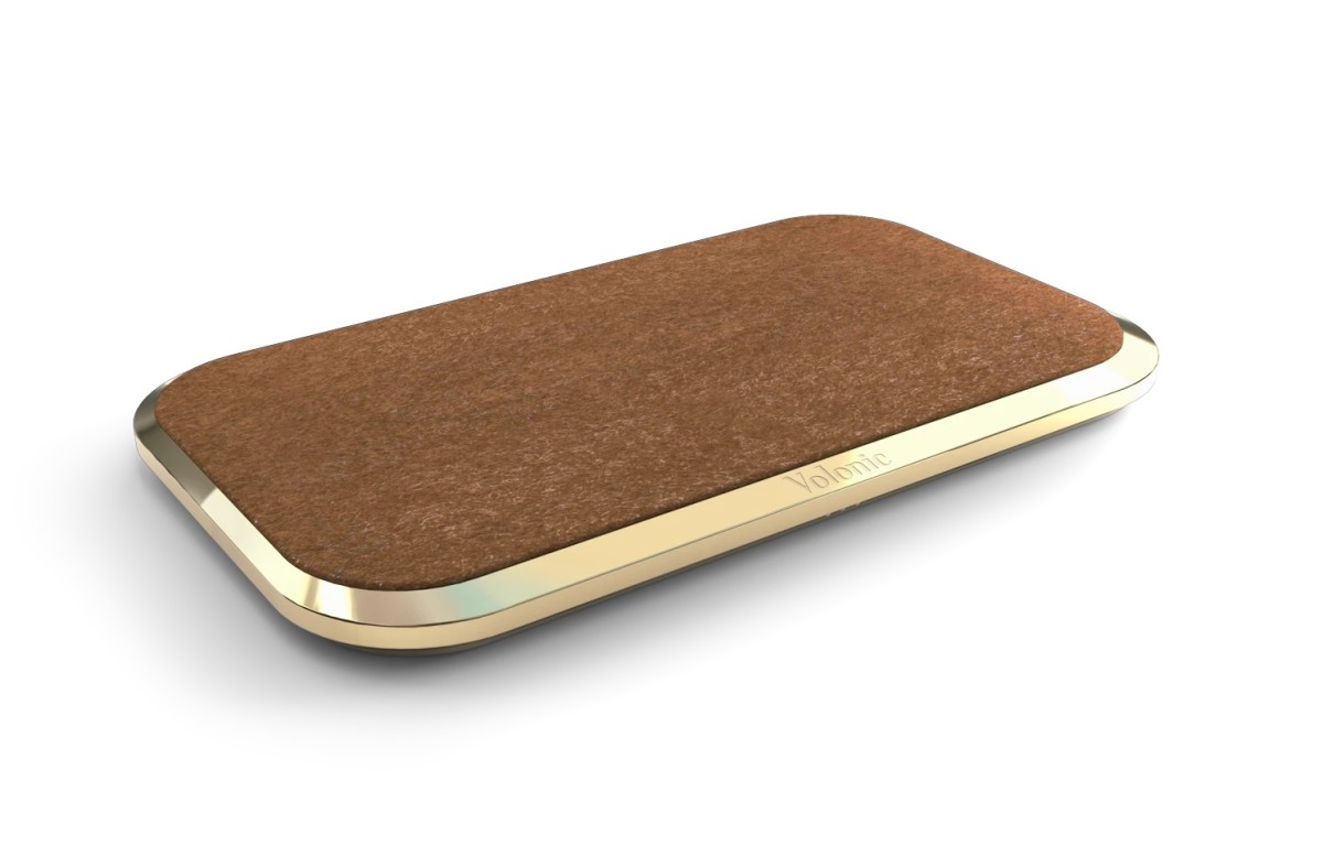 Volonic 18K Yellow Gold Wireless Charger