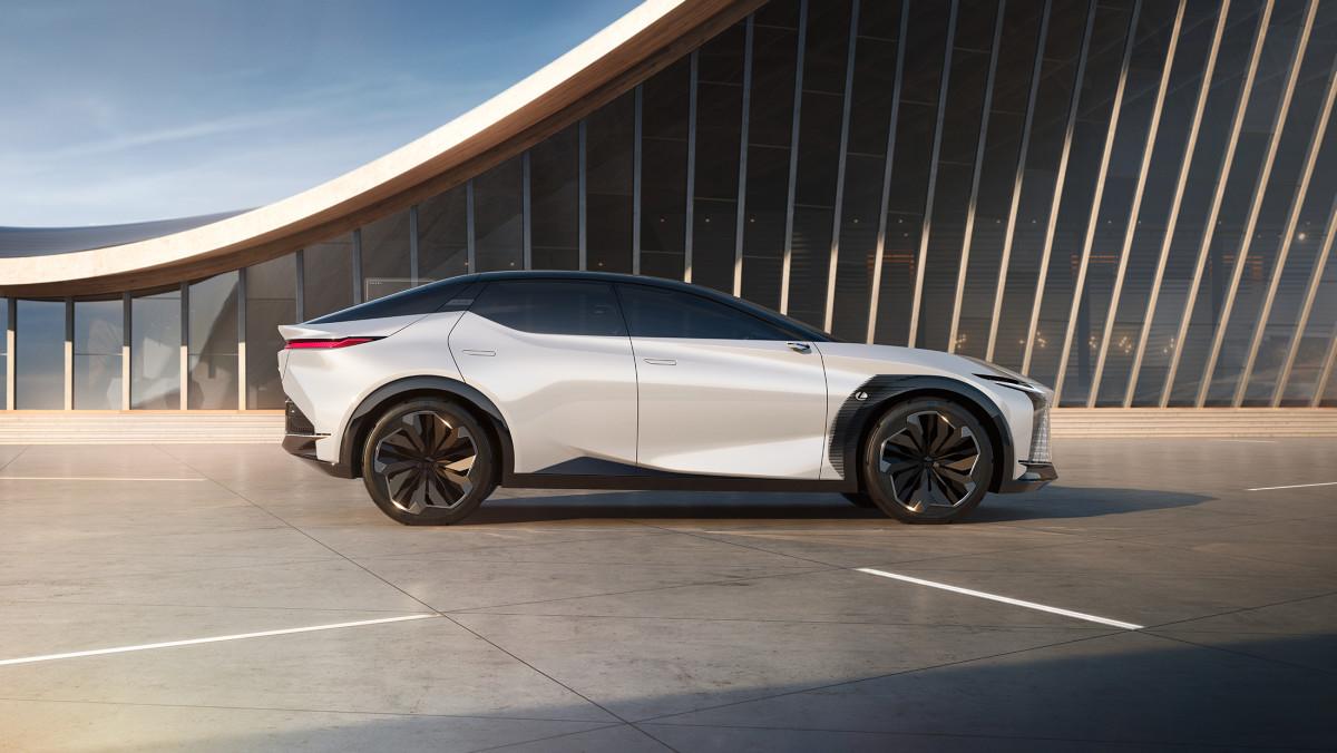 Lexus LFZ Concept