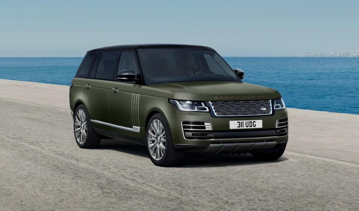 Land Rover Range Rover SVA Ultimate Edition