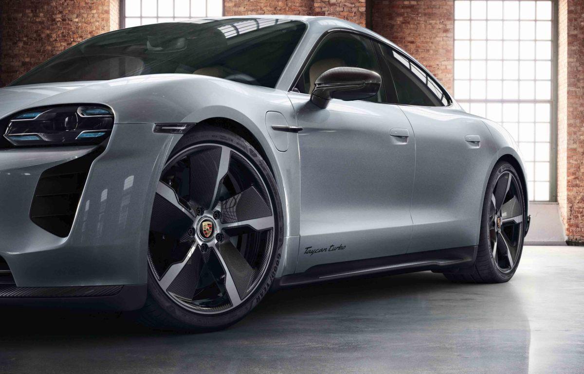 Porsche Exclusive Manufaktur for Taycan