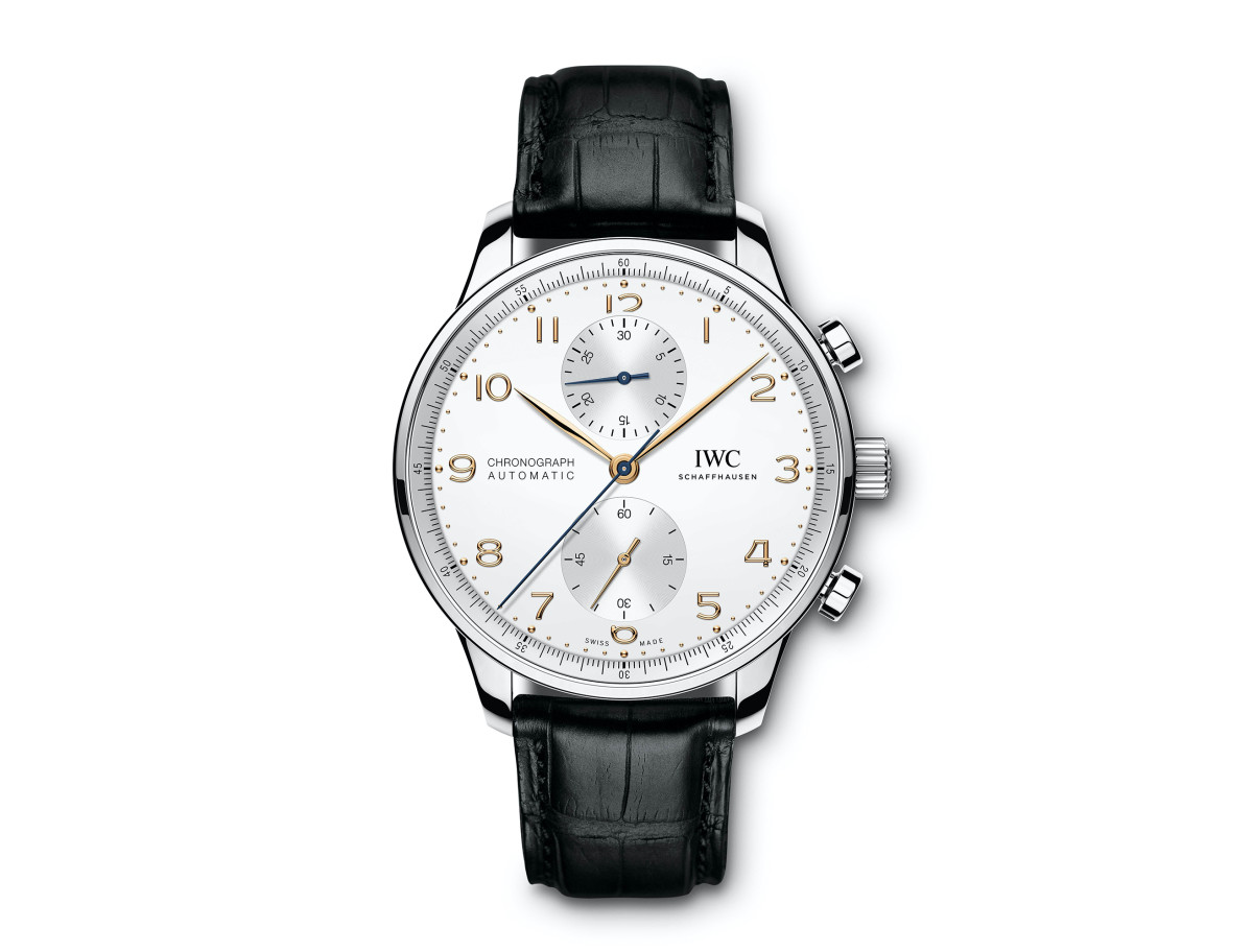 IWC Portugieser with in-house movement