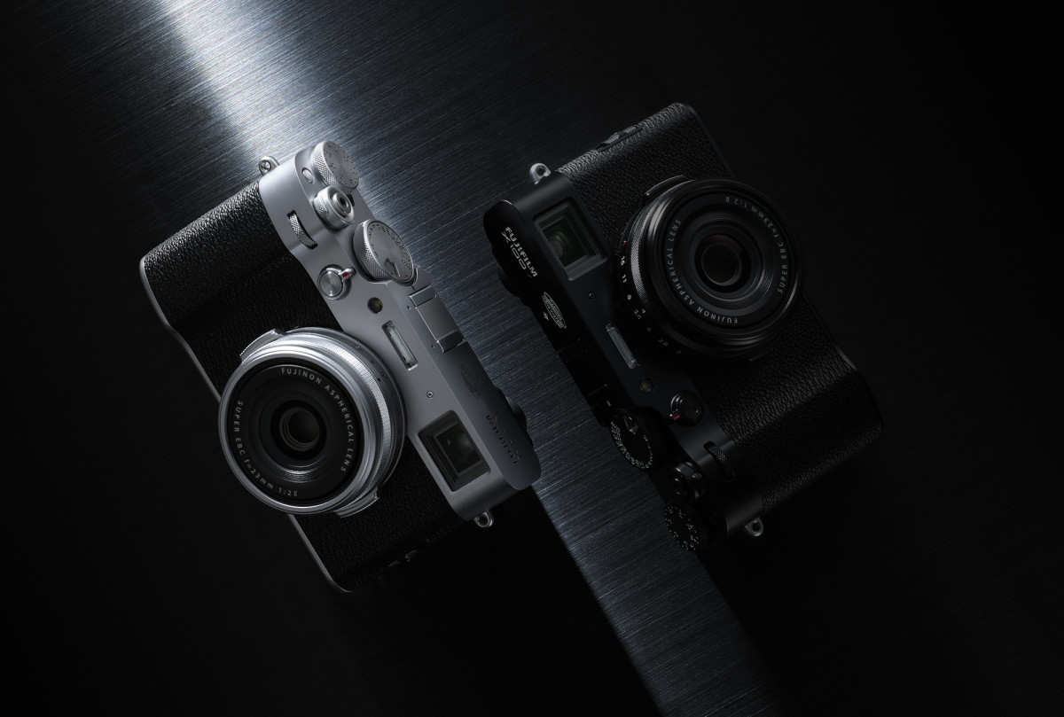 Fujifilm X100V