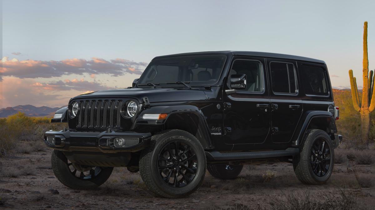 Jeep High Altitude