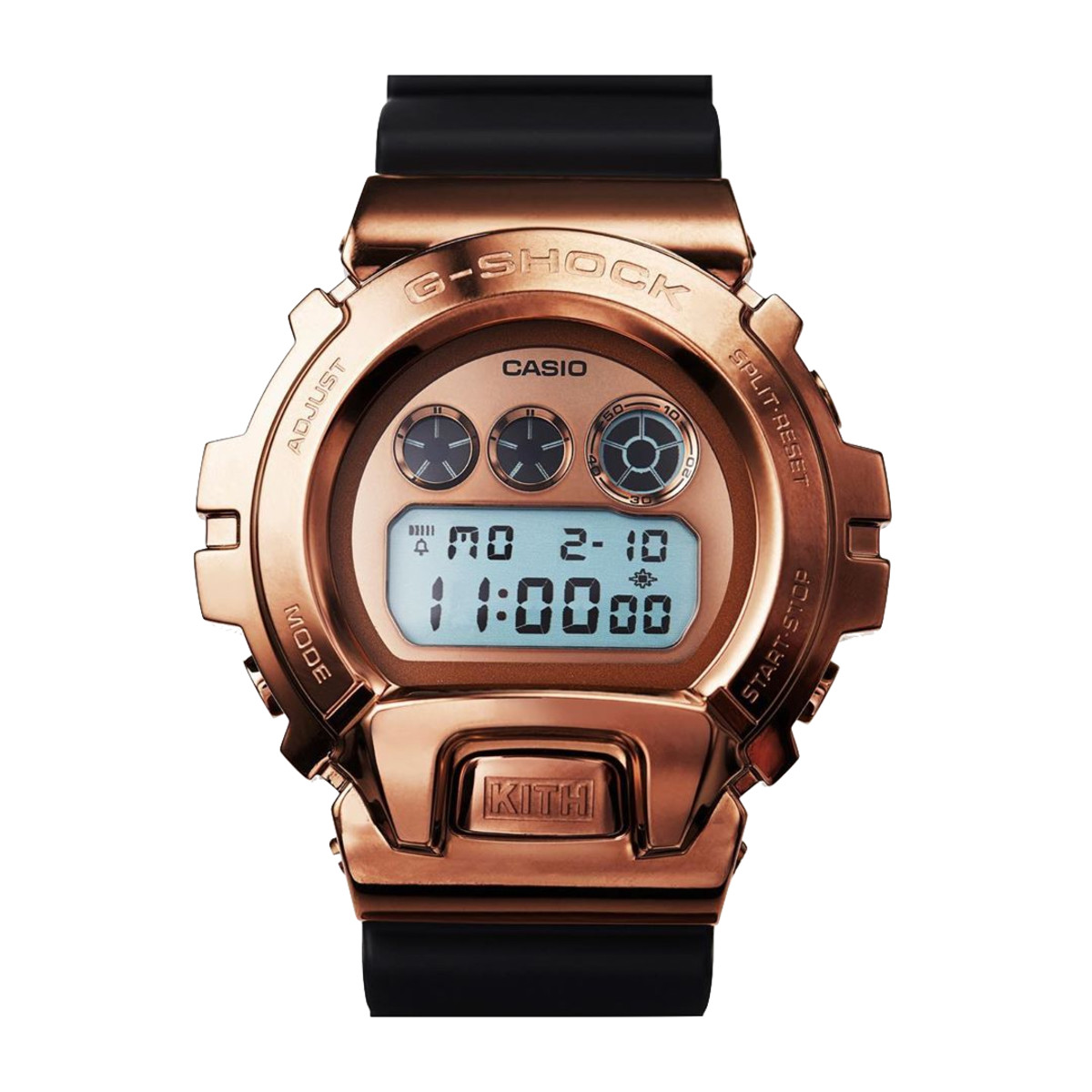 Kith x Casio G-Shock 6900