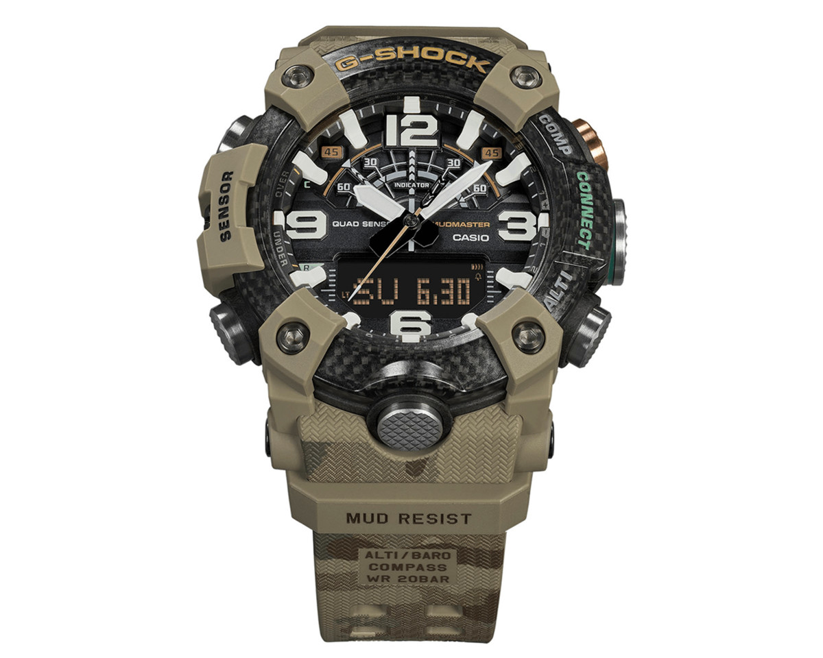 Casio G-Shock British Mudmaster