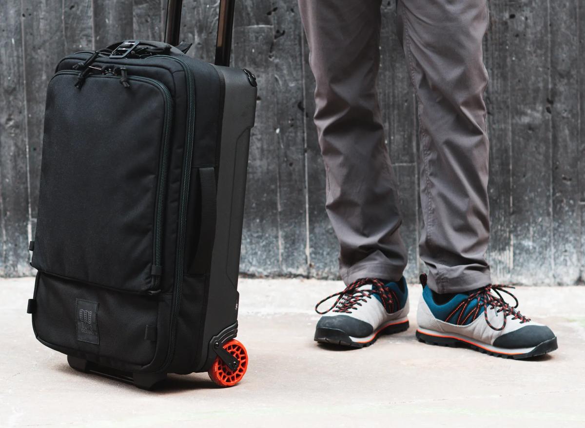 Topo Designs Travel Bag Roller 35L