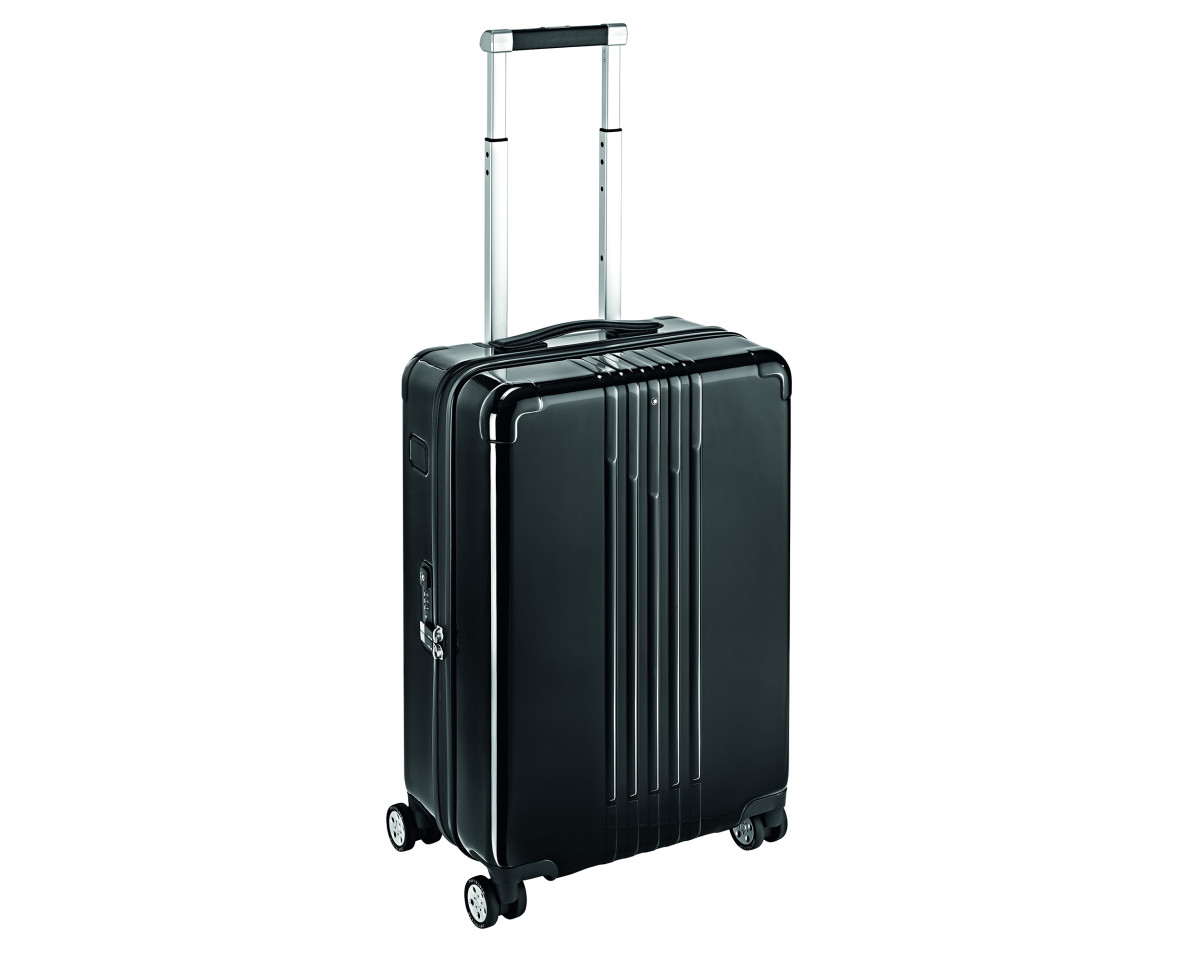 Montblanc launches a lightweight #MY4810 hardshell suitcase