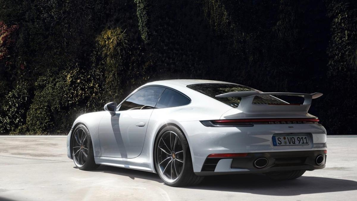 Porsche Sport Design Package 2020