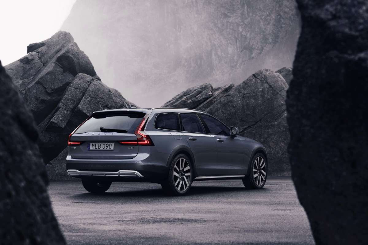2020 Refreshed Volvo 90 Series