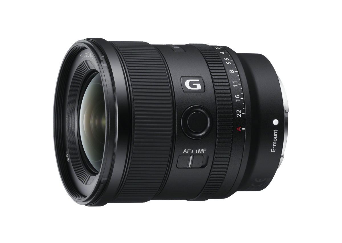 Sony 20mm F1.8 G