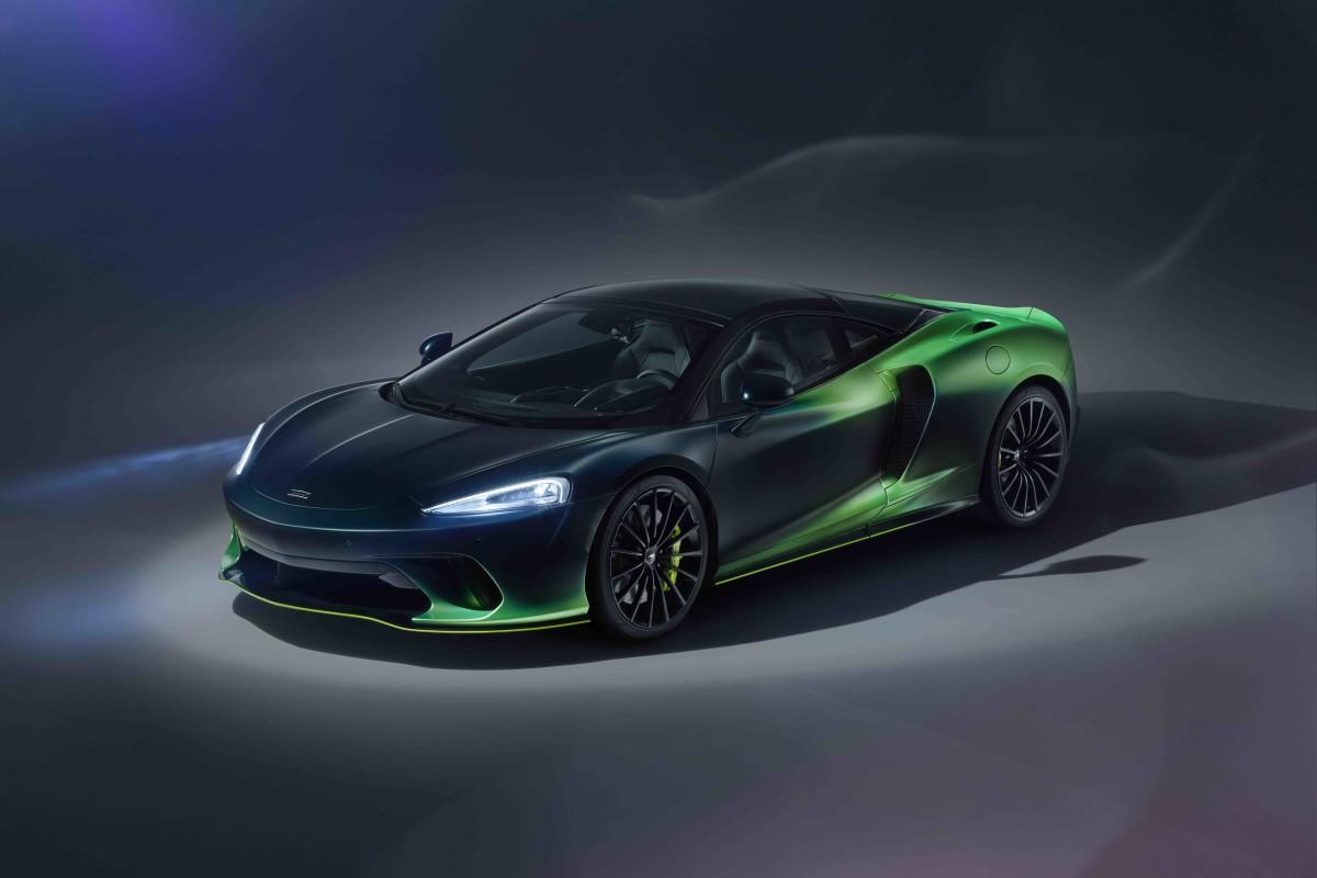 McLaren Verdant Theme by MSO