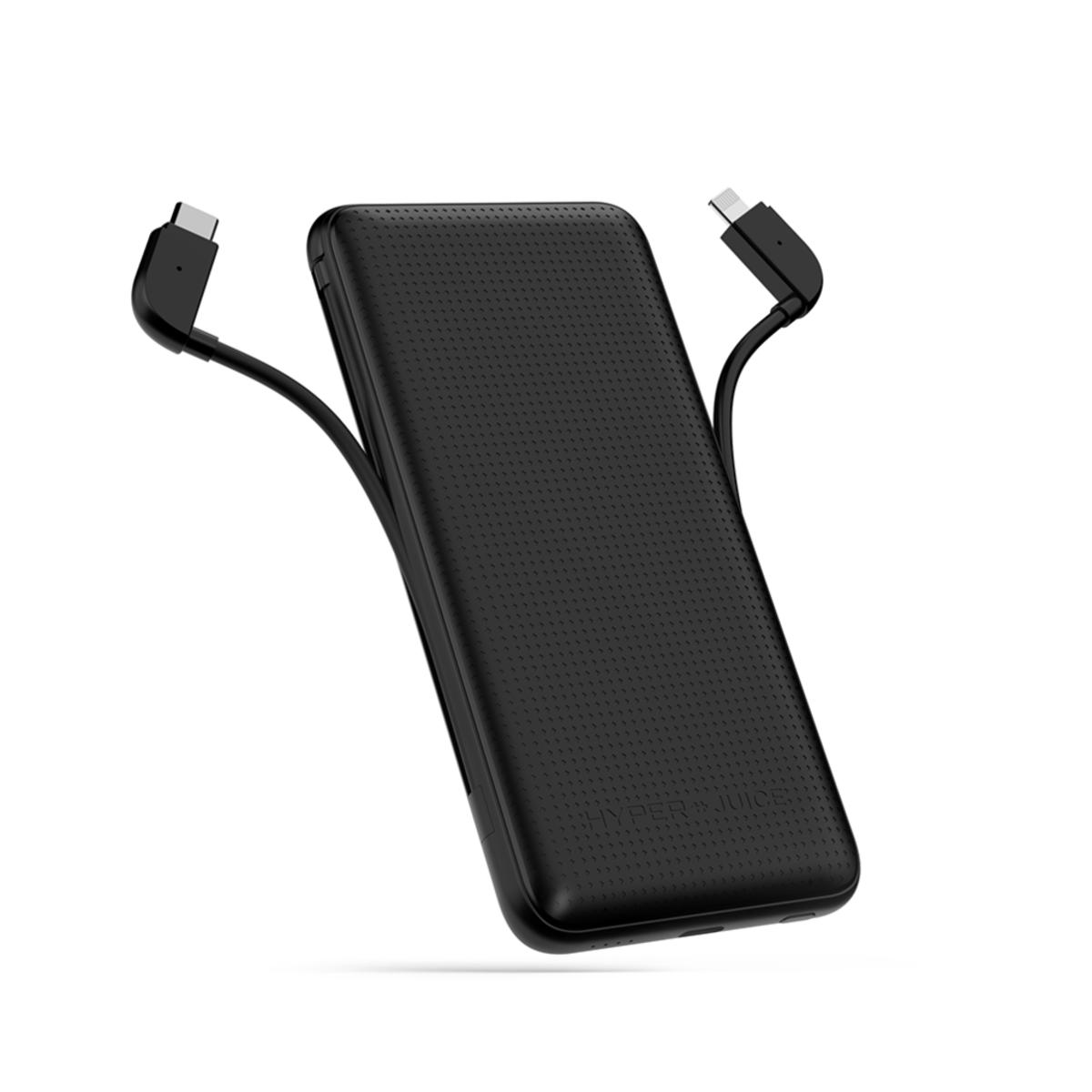 HyperJuice USB-C + Lightning Battery