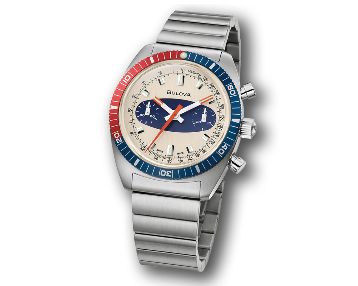 Bulova Chronograph A Surfboard Limited Edition
