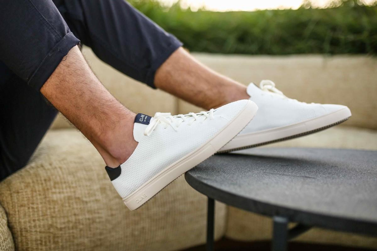 Clae Recycled Footwear