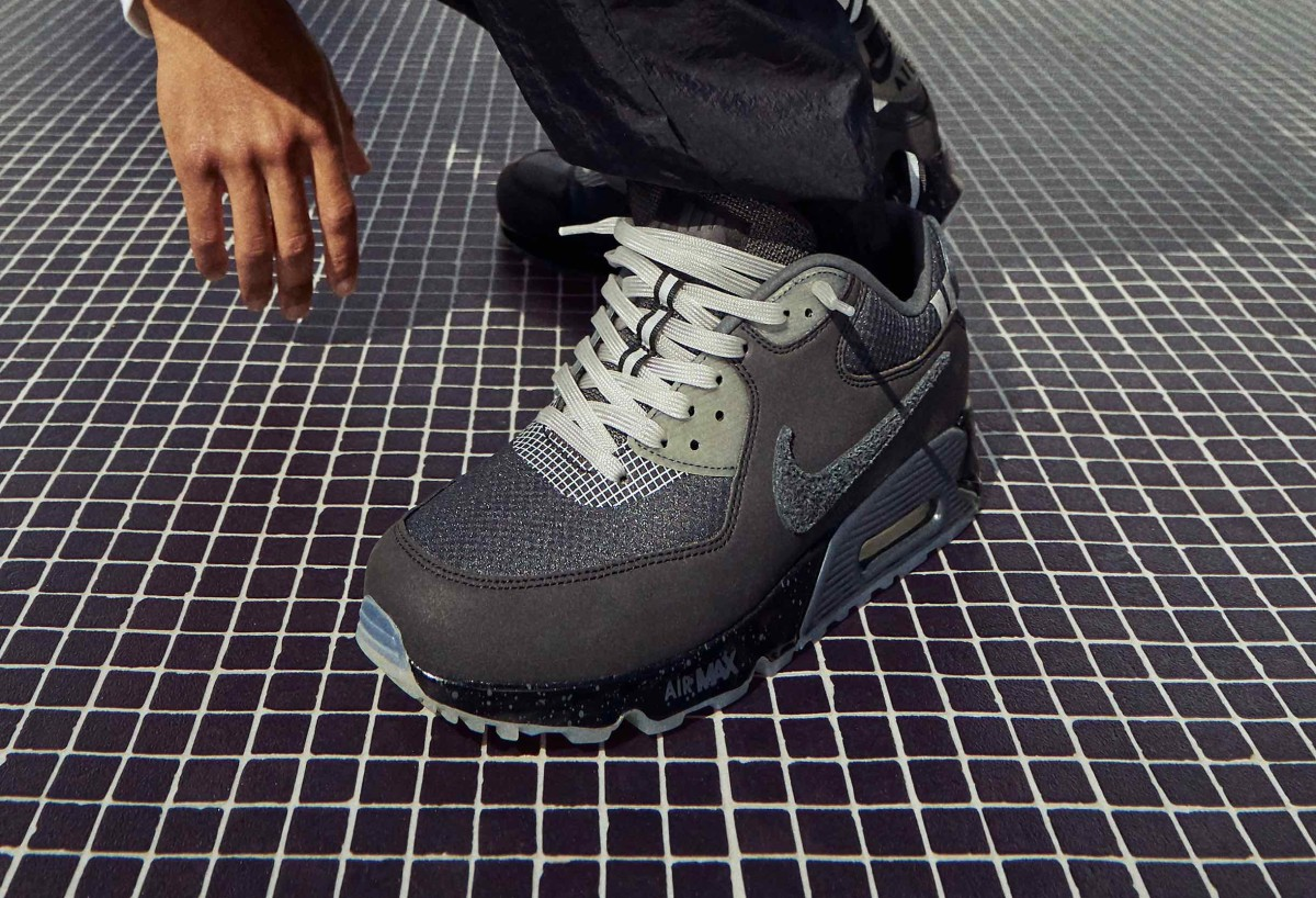 Nike UNDFTD AM90 Back 2020