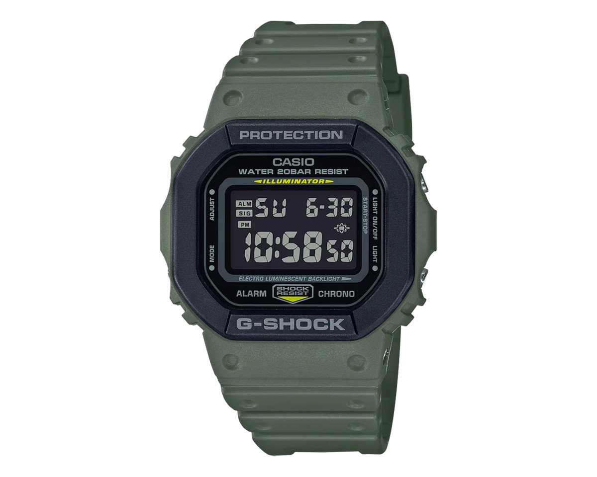 Casio G-Shock Street Utility Military Collection