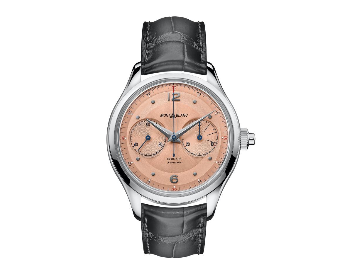 Montblanc Heritage Watches Spring 2020