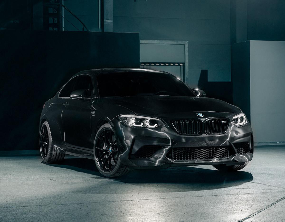 BMW M2 Edition designed by Futura 2000
