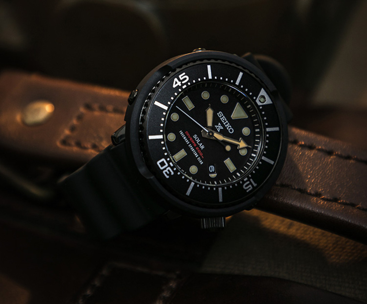 Freemans Sporting Club Seiko Prospex