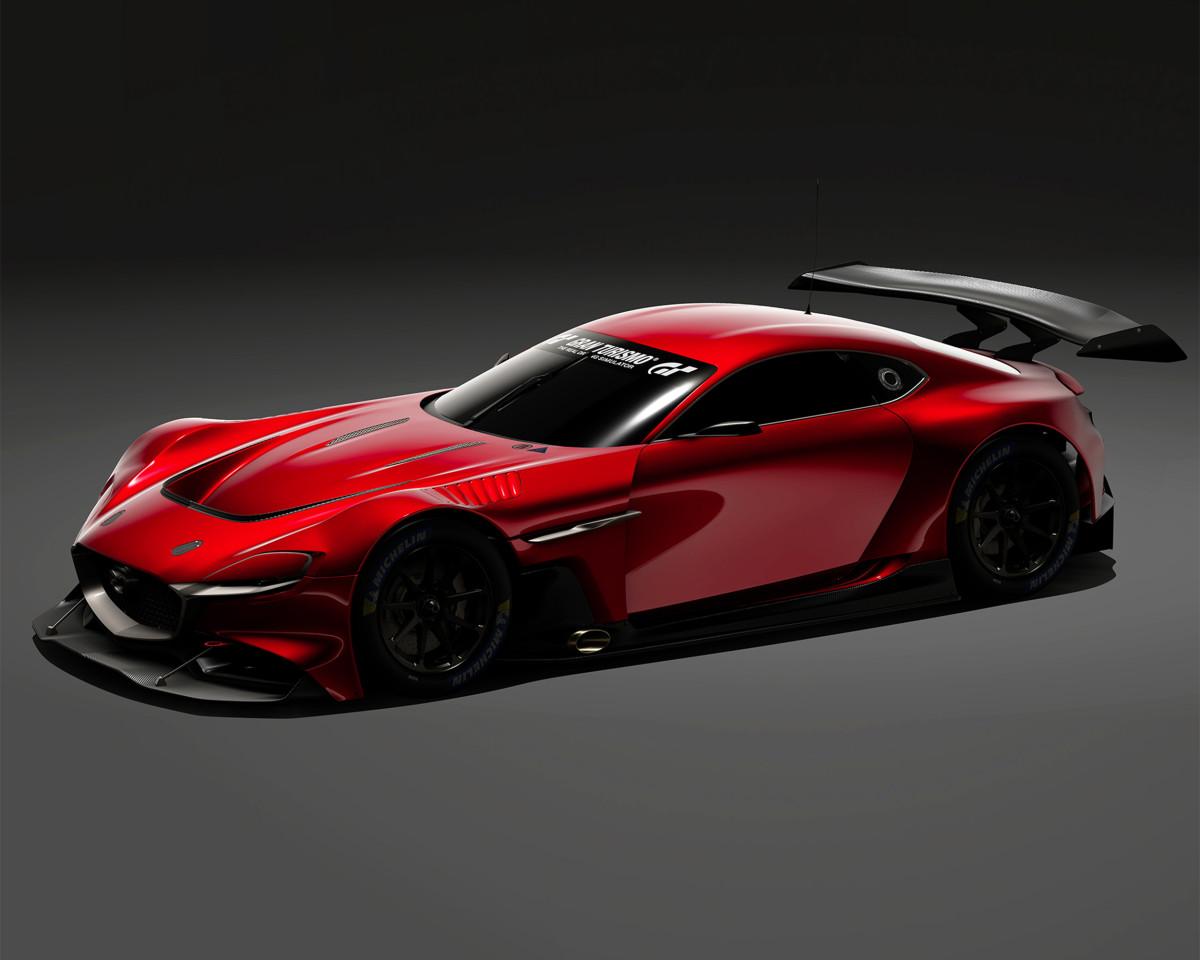 Gran Turismo Mazda RX-VISION GT3 CONCEPT