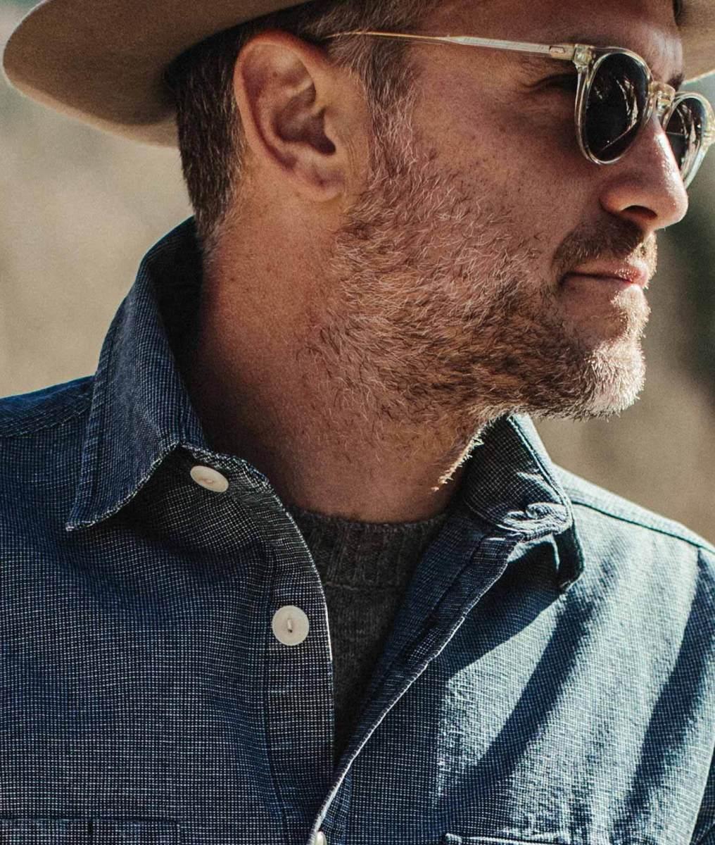 Taylor Stitch Moto Utility Shirt