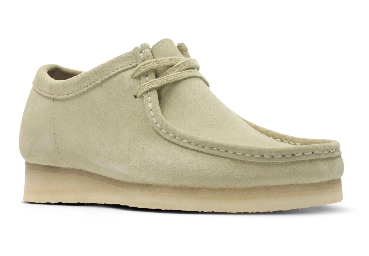 Clarks Originals Wallabee ($91)