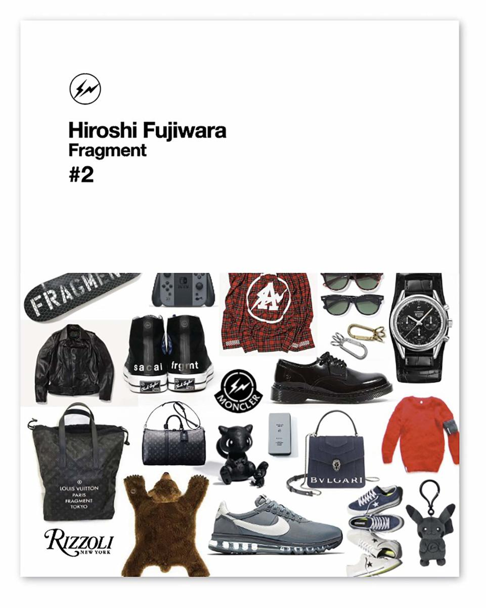 Hiroshi Fujiwara Fragment #2