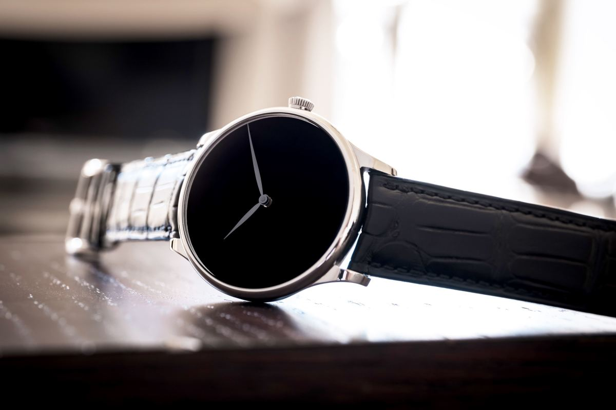 H. Moser & Cie. Vantablack Watches
