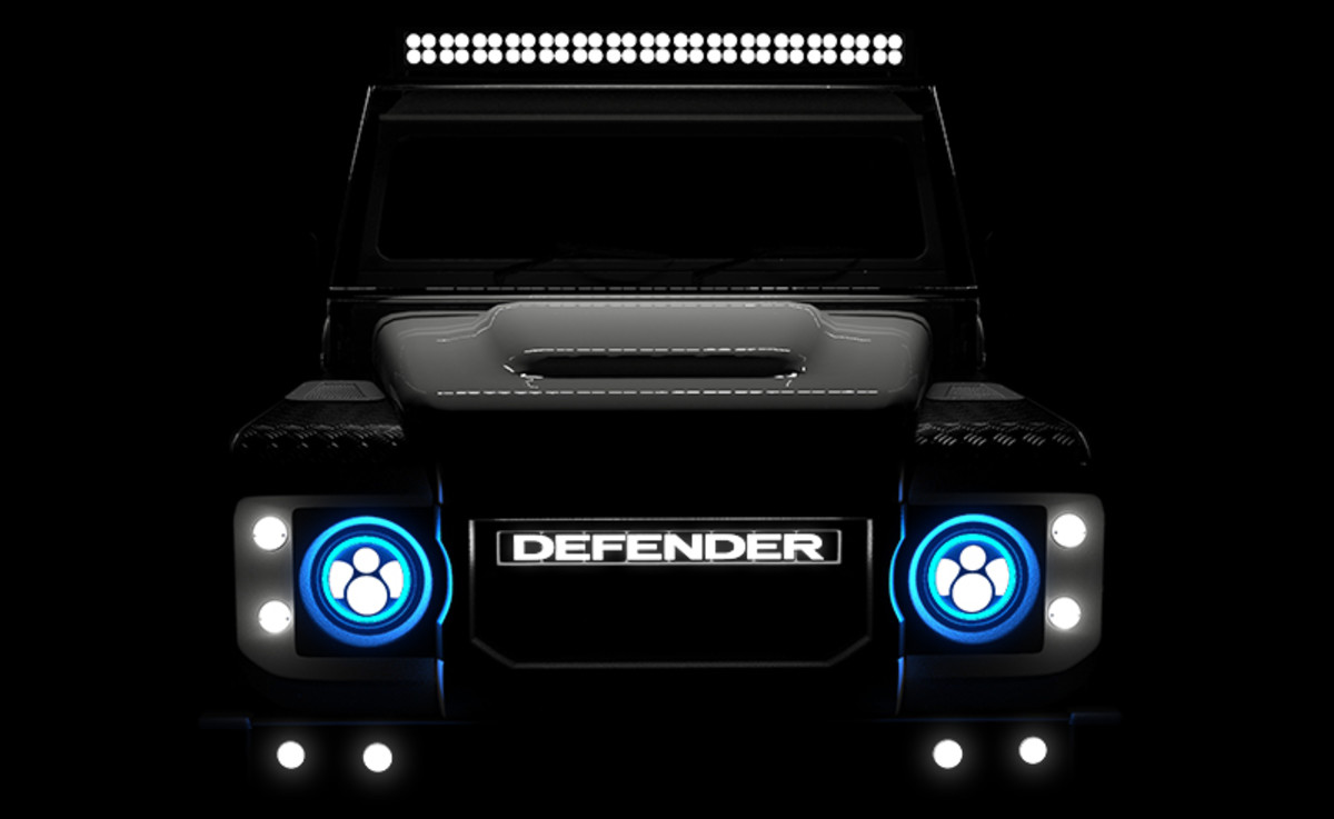 ECD Electric Defender