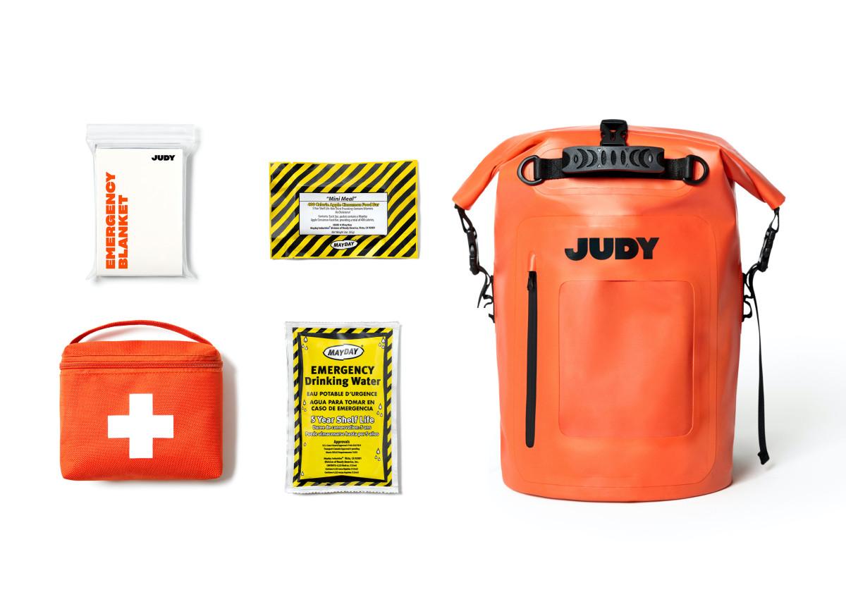 Judy Disaster Preparedness Kit