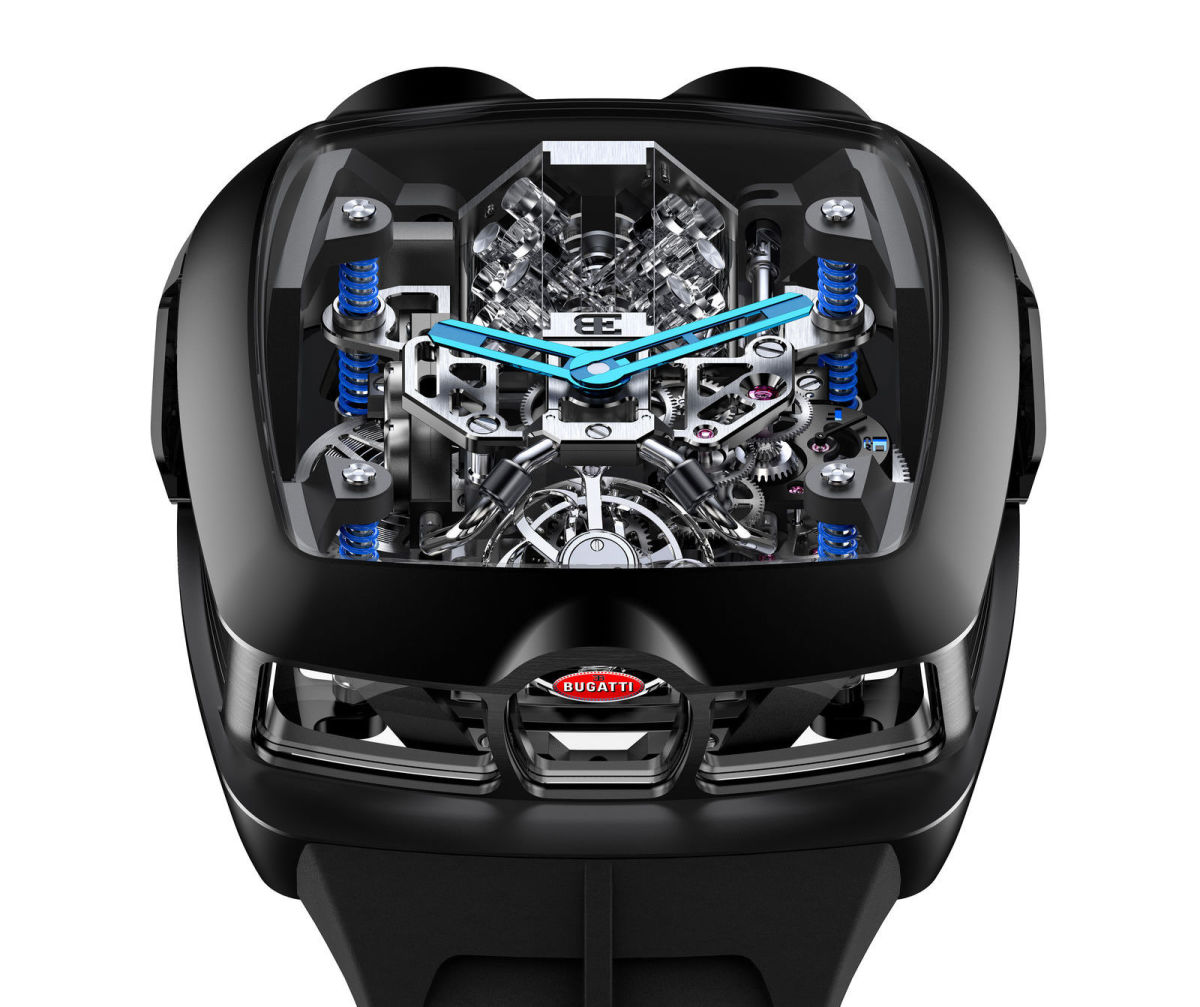 Jacob & Co. Has Created A Watch For Bugatti With A