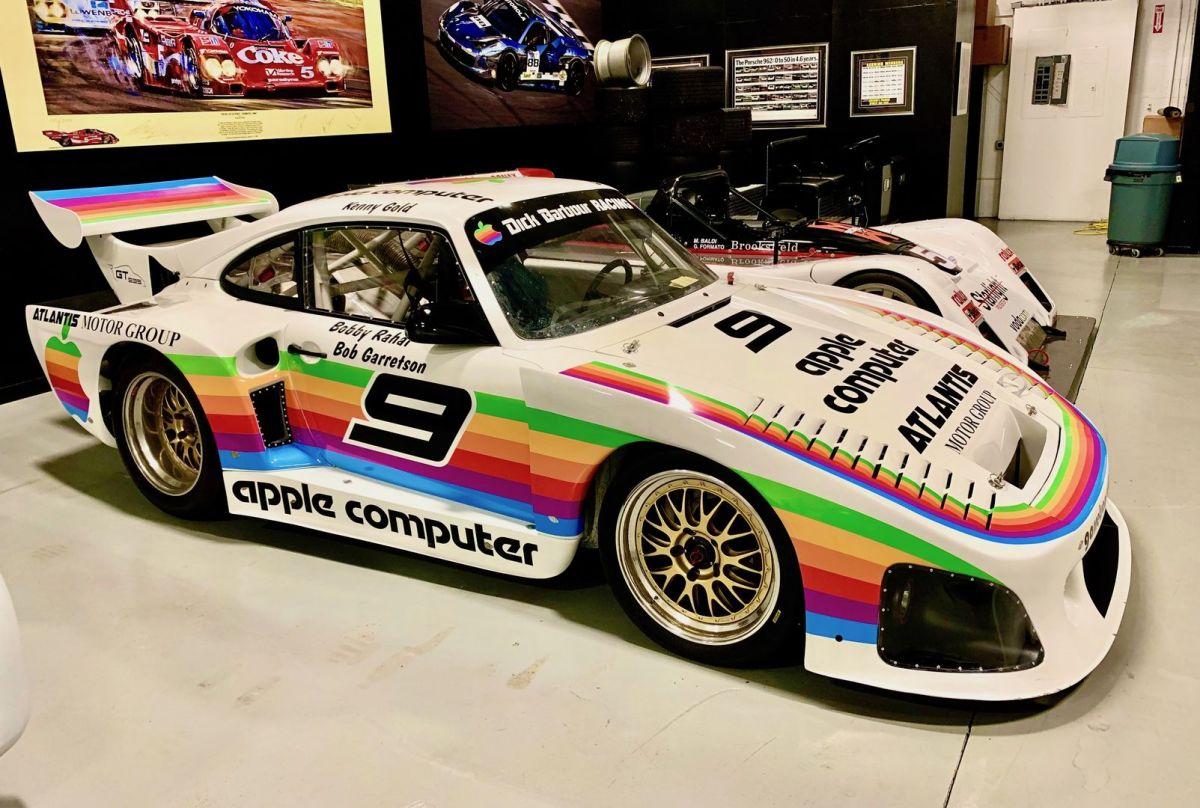 1979 Porsche 935 Apple Livery