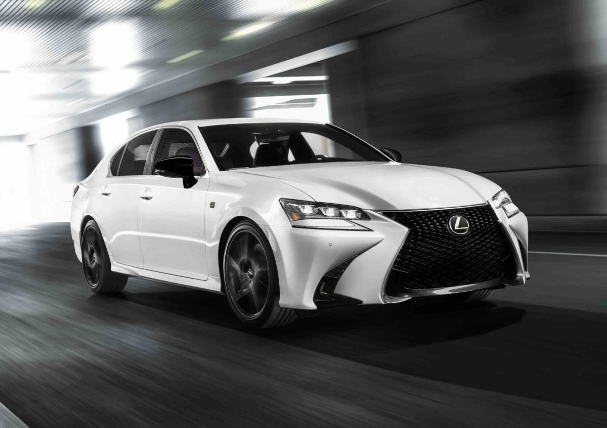 Lexus GS Black Line Special Edition