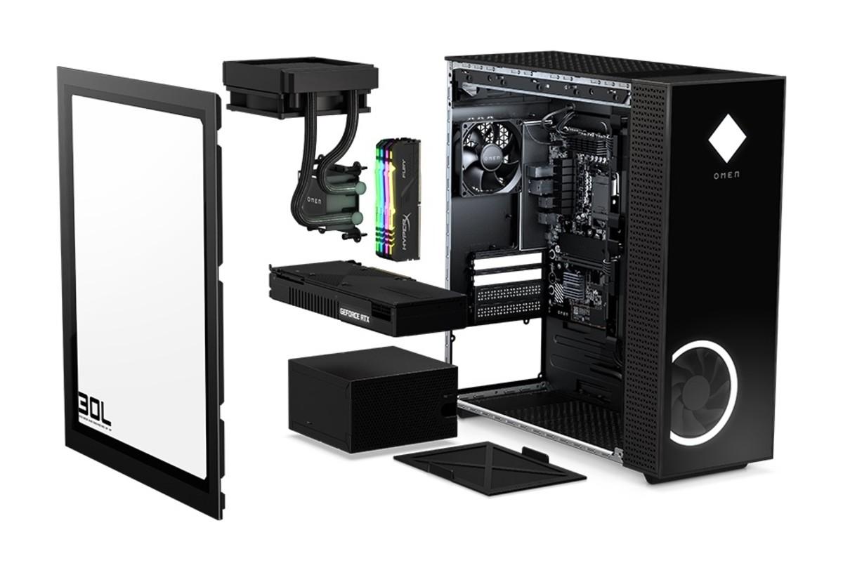 HP Omen 2020 Desktops