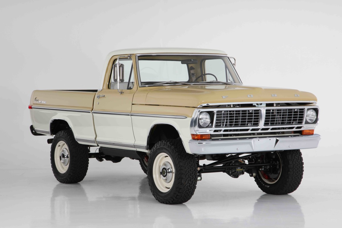 Icon 1970 Ford Ranger Reformer