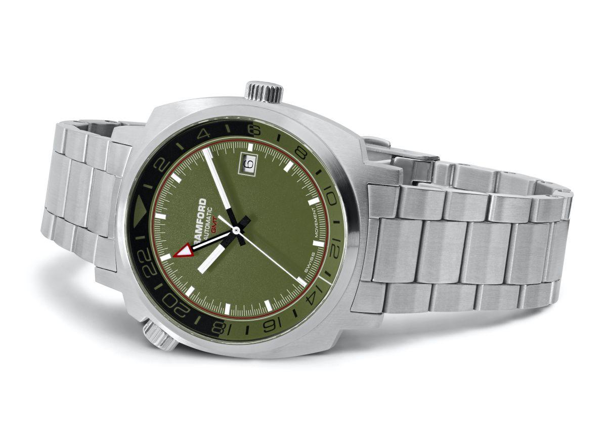 Bamford GMT Army Green