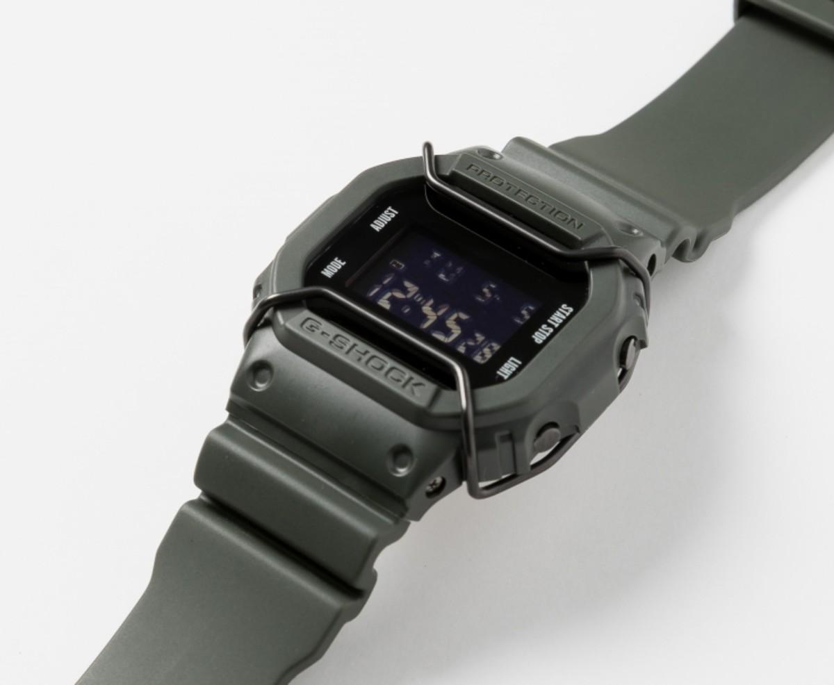 Casio G-Shock x Nexus VII for Urban Research