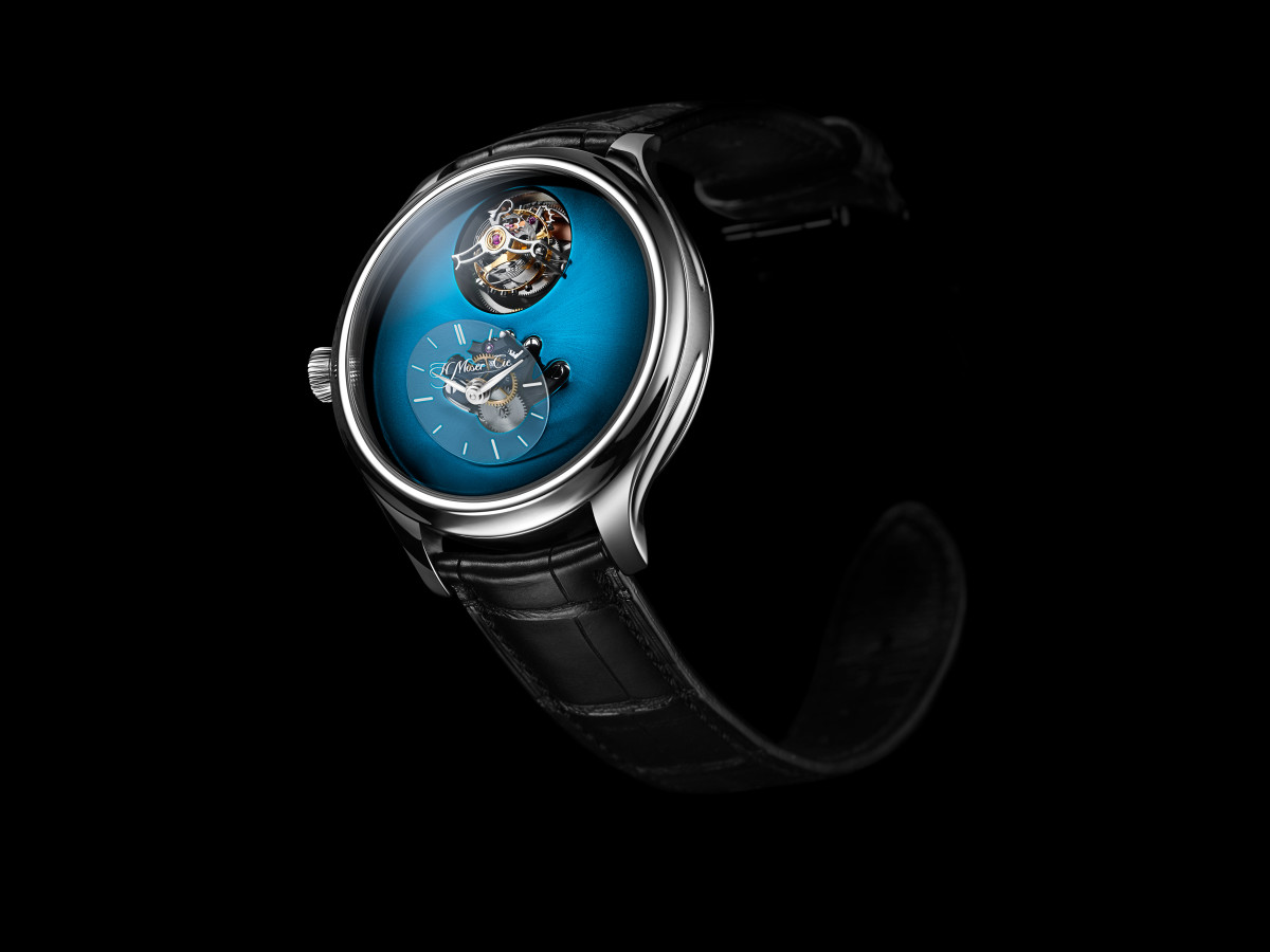 H. Moser x MB&F LM101