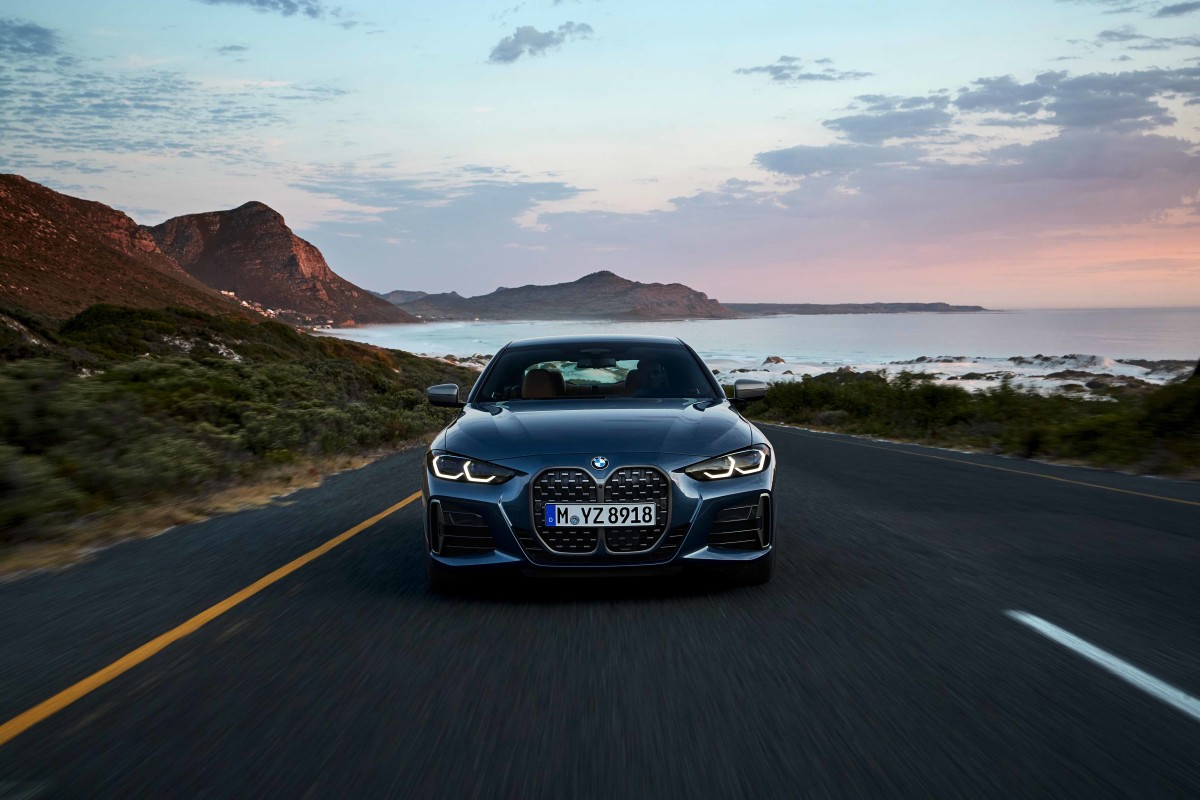BMW reveals the 2021 4 Series Coupe