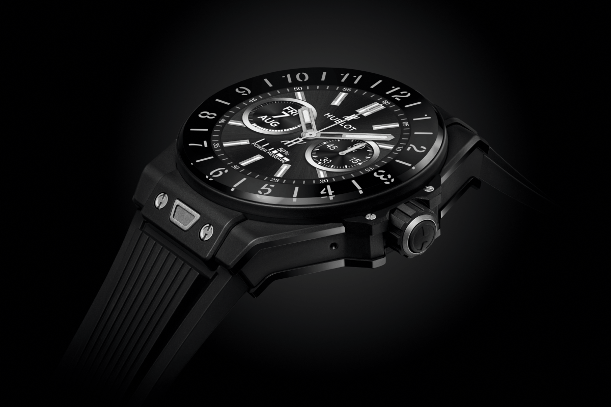 Hublot launches a smartwatch version of the Big Bang