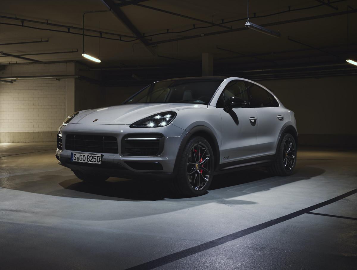 2021 Porsche GTS