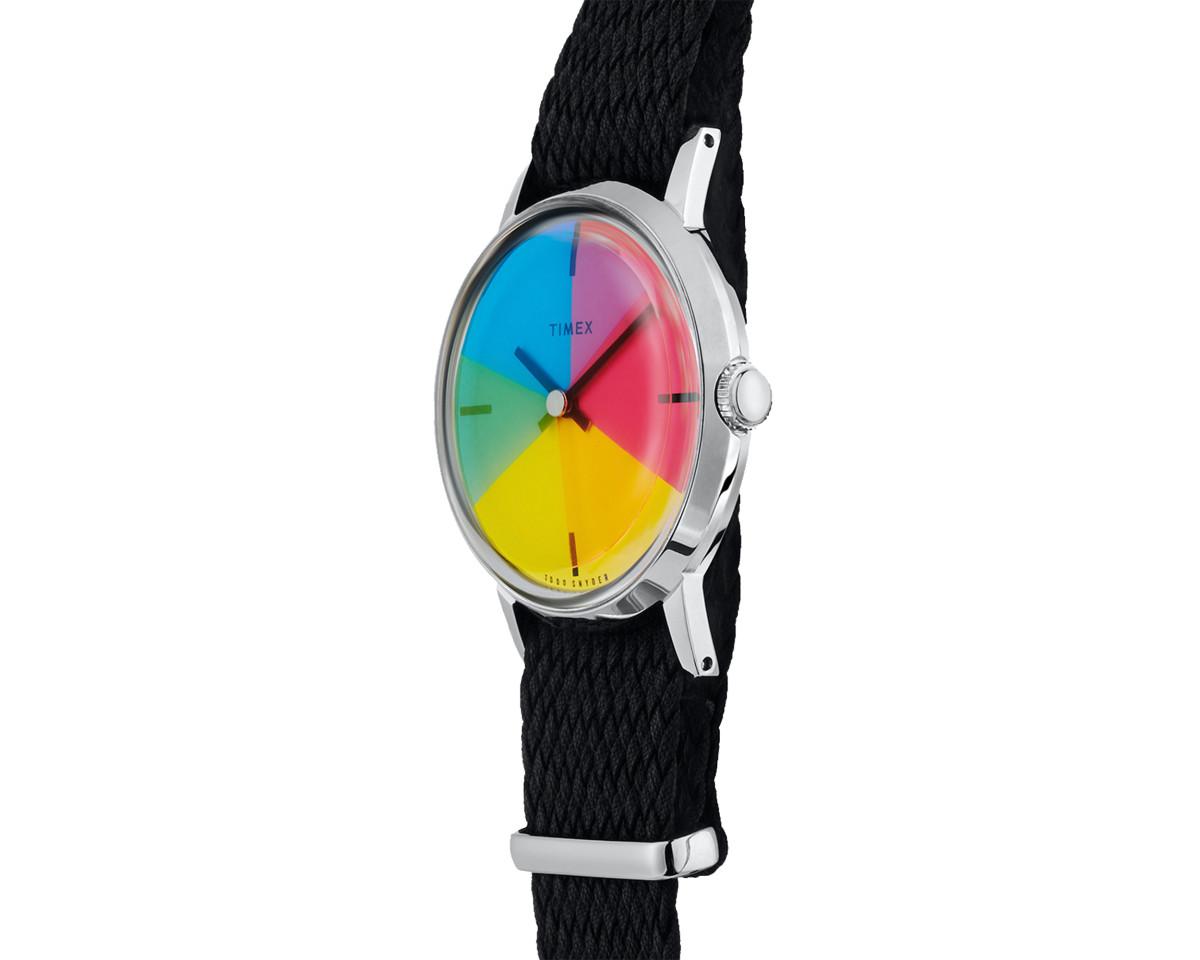 Todd Snyder x Timex Pride Watch