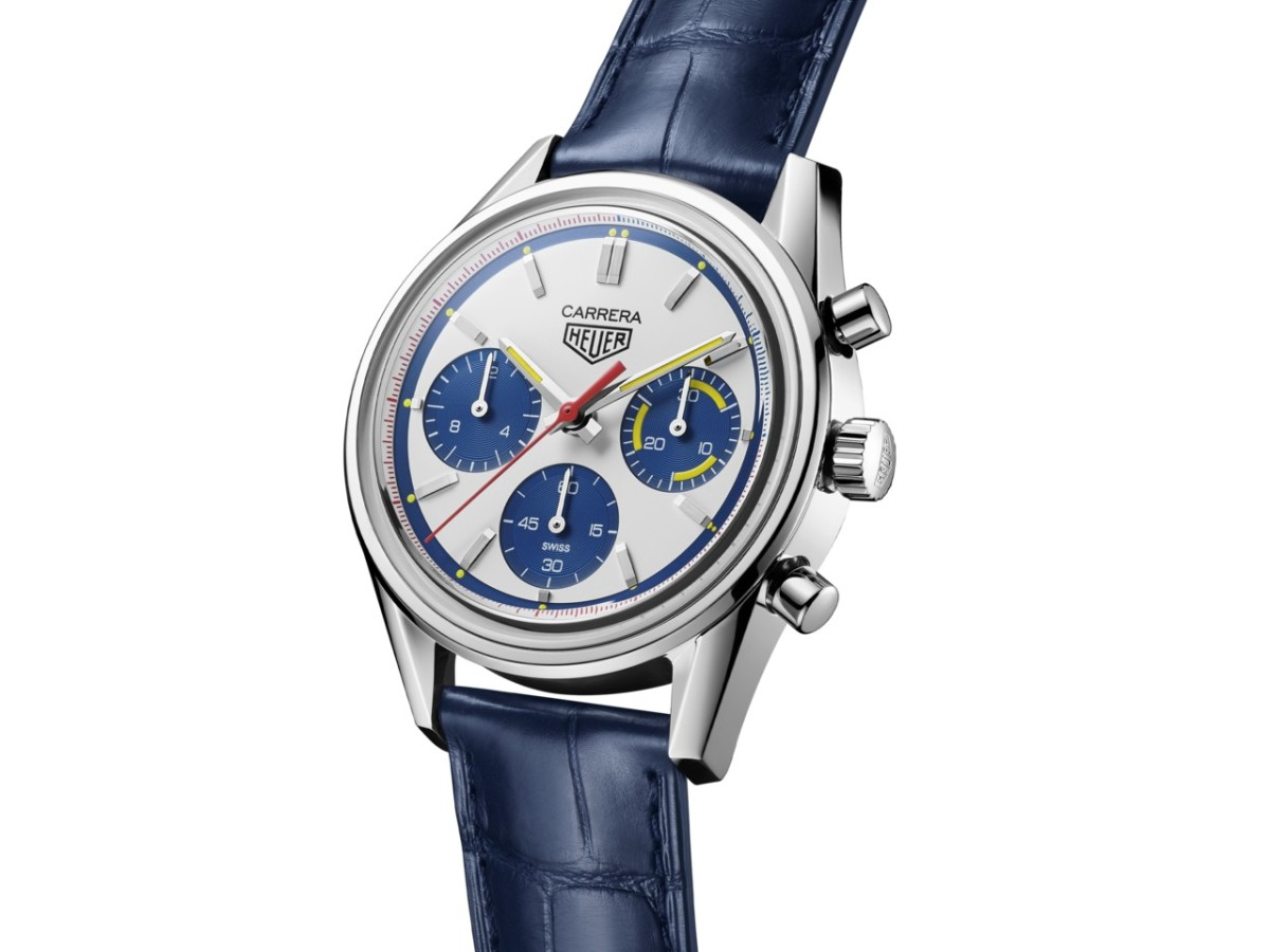 Tag Heuer 160 Years Montreal Limited Edition