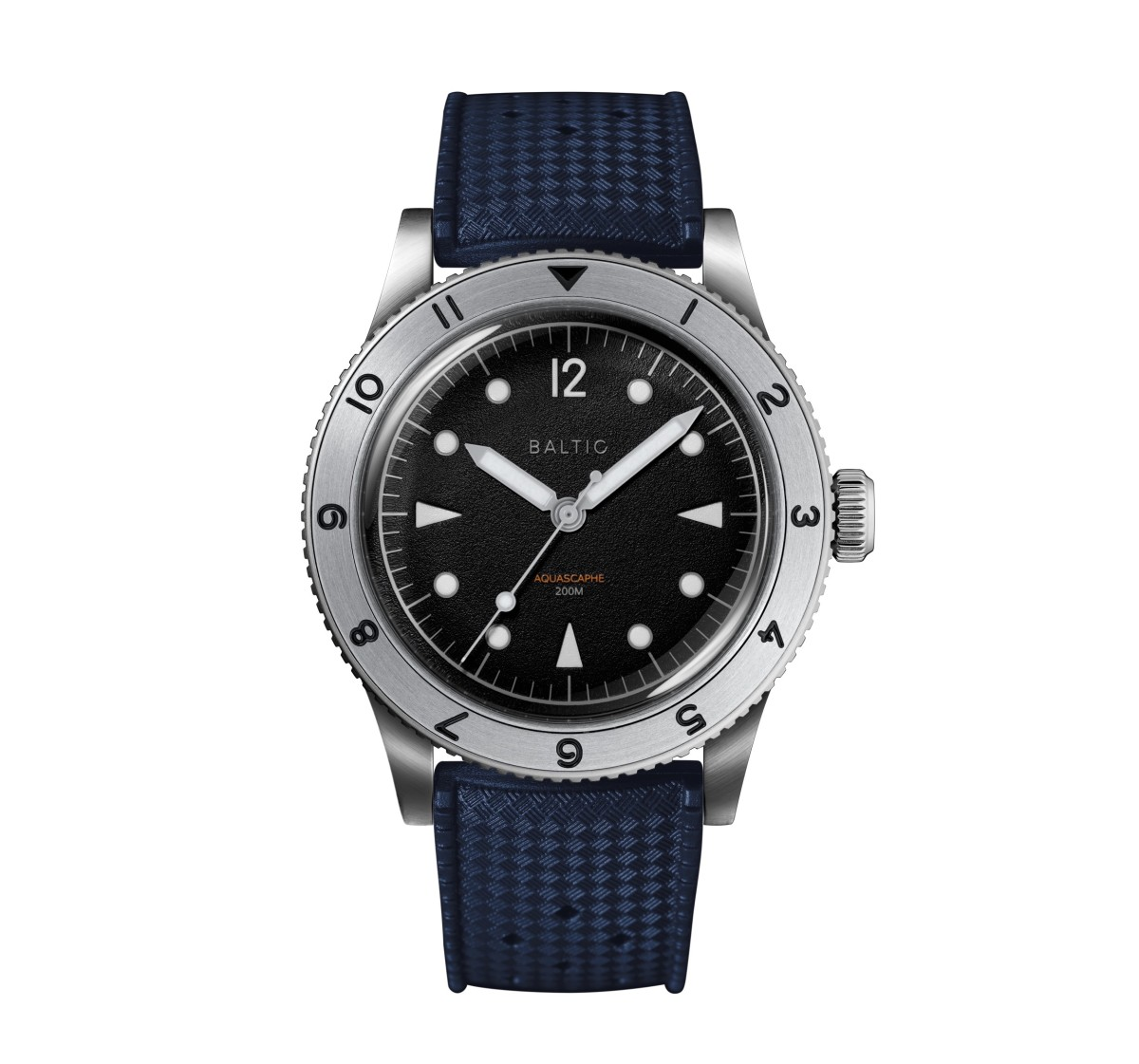 Baltic Aquascaphe Steel Bezel SB01