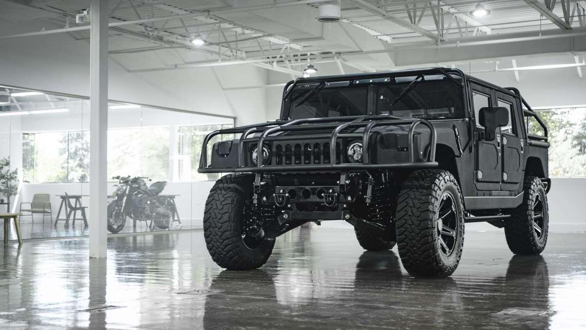 2020 Mil-Spec Automotive H1